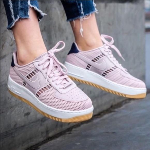 NWT Nike Air Force 1 Upstep Rose SI NWT